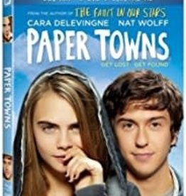 Used BluRay Paper Towns