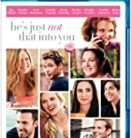 Used BluRay He's Just Not That Into You