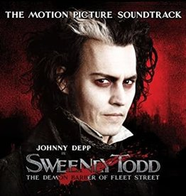 Used CD Sweeney Todd Soundtrack