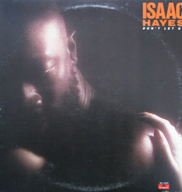 Used Vinyl Isaac Hayes- Don't Let Go