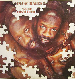 Used Vinyl Isaac Hayes- To Be Continued