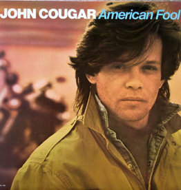 Used Vinyl John Cougar Mellencamp- American Fool