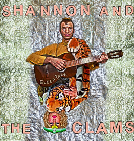 Used Vinyl Shannon And The Clams- Sleep Talk (Sealed)(Color Unknown)