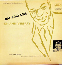 Used Vinyl Nat King Cole- 10th Anniversary