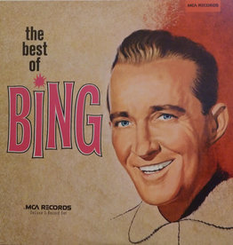 Used Vinyl Bing Crosby- The Best Of Bing