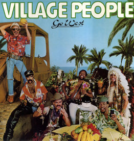 Used Vinyl Village People- Go West