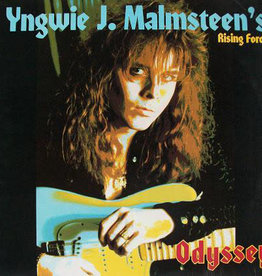 Used Vinyl Yngwie Malmsteen- Odyssey