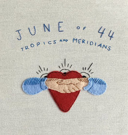 New Vinyl June Of 44- Tropics And Meridians -RSD20-1