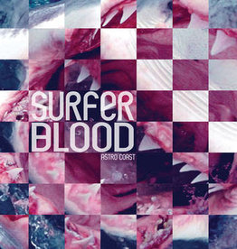 New Vinyl Surfer Blood- Astro Coast (10th Anniv) -RSD20-1