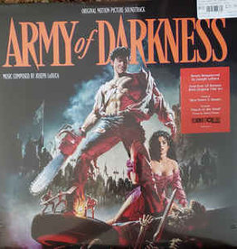 New Vinyl Army of Darkness Soundtrack -RSD20-1