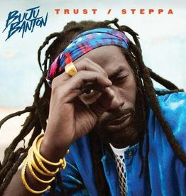 "New 10"" Buju Banton- Trust & Steppa 10"" -RSD20-1"