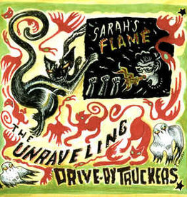 """New 7"""" Drive-By Truckers- The Unraveling/Sarah's Flame -RSD20-1"""