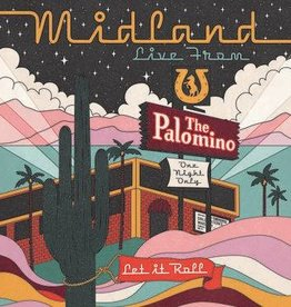 New Vinyl Midland- Live From The Palomino (2LP) -RSD20-1
