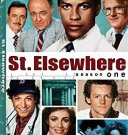 Used DVD St. Elsewhere Season One