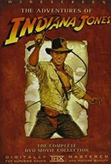 Used DVD Adventures Of Indiana Jones: Complete Movie Collection