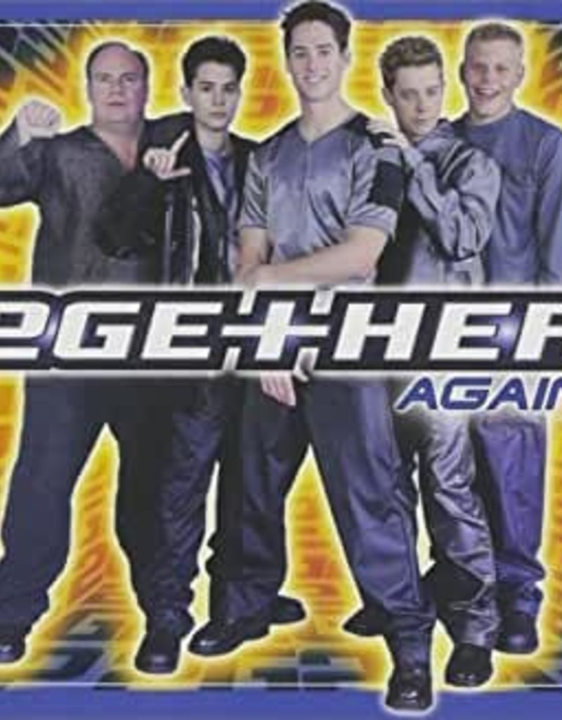 Used CD 2gether- Again