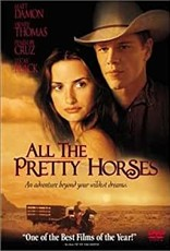 Used DVD All The Pretty Horses