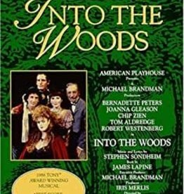 Used DVD Into The Woods