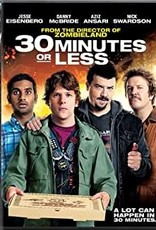 Used DVD 30 Minutes or Less