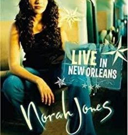 Used DVD Norah Jones- Live In New Orleans