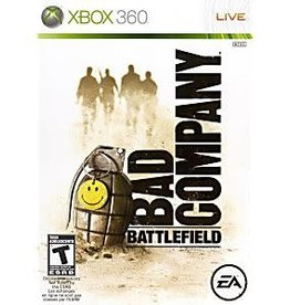 XBox 360 Battlefield: Bad Company