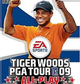 Wii Tiger Woods 2009 All-Play