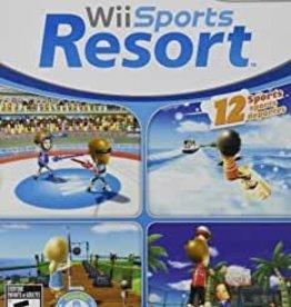 Wii Wii Sports Resort