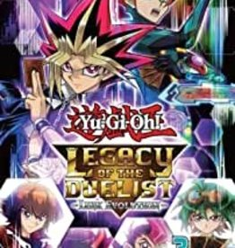 Switch Yu-Gi-Oh Legacy Of The Duelist: Link Evolution