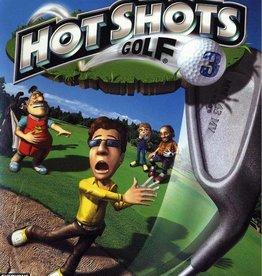 PS2 Hot Shots Golf 3