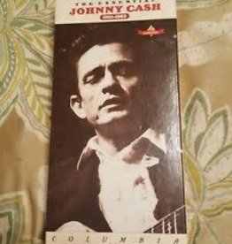 Used CD Johnny Cash- The Essential Johnny Cash 1955-1983
