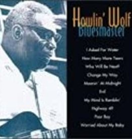 Used CD Howlin' Wolf- Bluesmaster