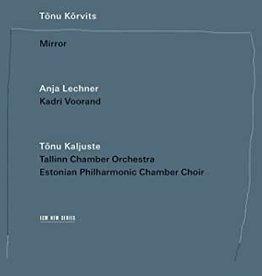 Used CD Tonu Korvits- Mirror