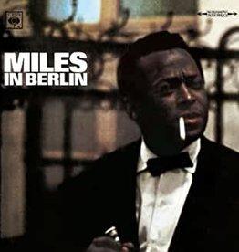 Used CD Miles Davis- Miles In Berlin