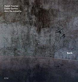 Used CD Ralph Towner- Batik