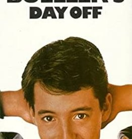 Used VHS Ferris Bueller's Day Off