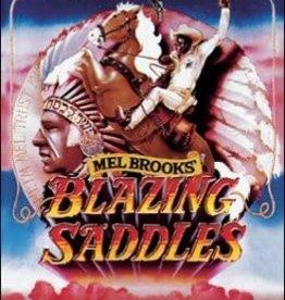 Used VHS Blazing Saddles