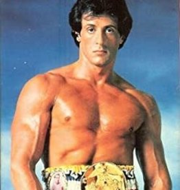 Used VHS Rocky III