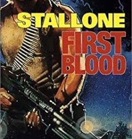 Used VHS First Blood