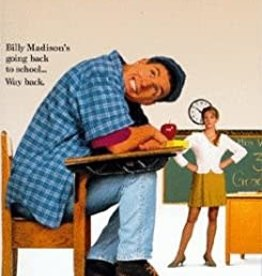 Used VHS Billy Madison