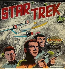 Used Vinyl Star Trek Three New Complete Stories