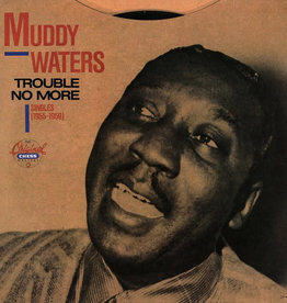 Used Vinyl Muddy Waters- Trouble No More (Singles: 1955-1959)(1989 Comp)(Sealed)