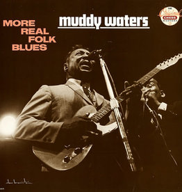Used Vinyl Muddy Waters- More Real Folk Blues (1988 Reissue)(Sealed)