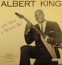 Used Vinyl Albert King- Let's Have A Natural Ball
