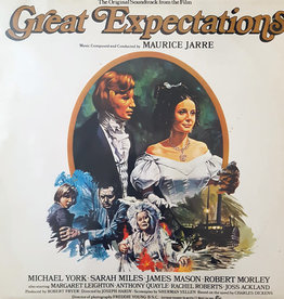 Used Vinyl Great Expectations Soundtrack