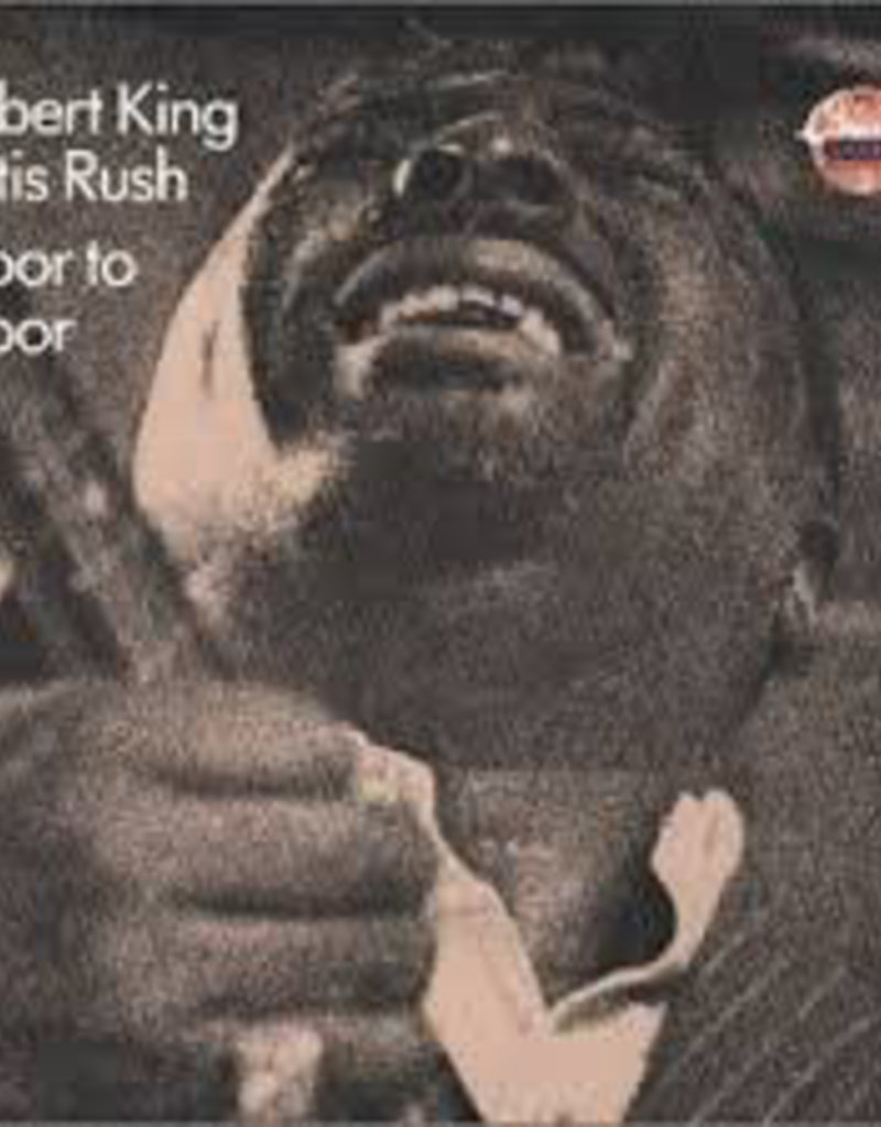 Used Vinyl Albert King & Otis Rush- Door To Door (1990 Reissue)