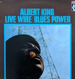 Used Vinyl Albert King- Live Wire/ Blues Power (2009 Reissue)