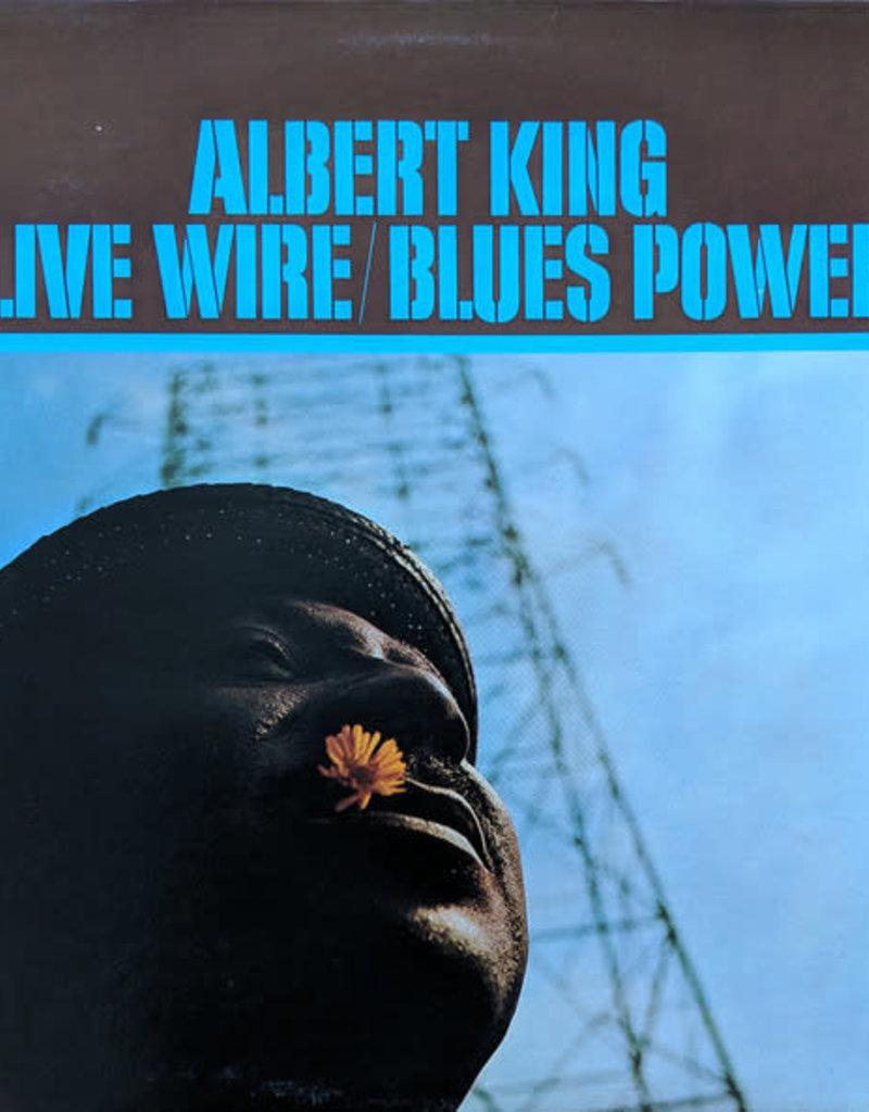 Used Vinyl Albert King- Live Wire/ Blues Power (1979 Reissue)