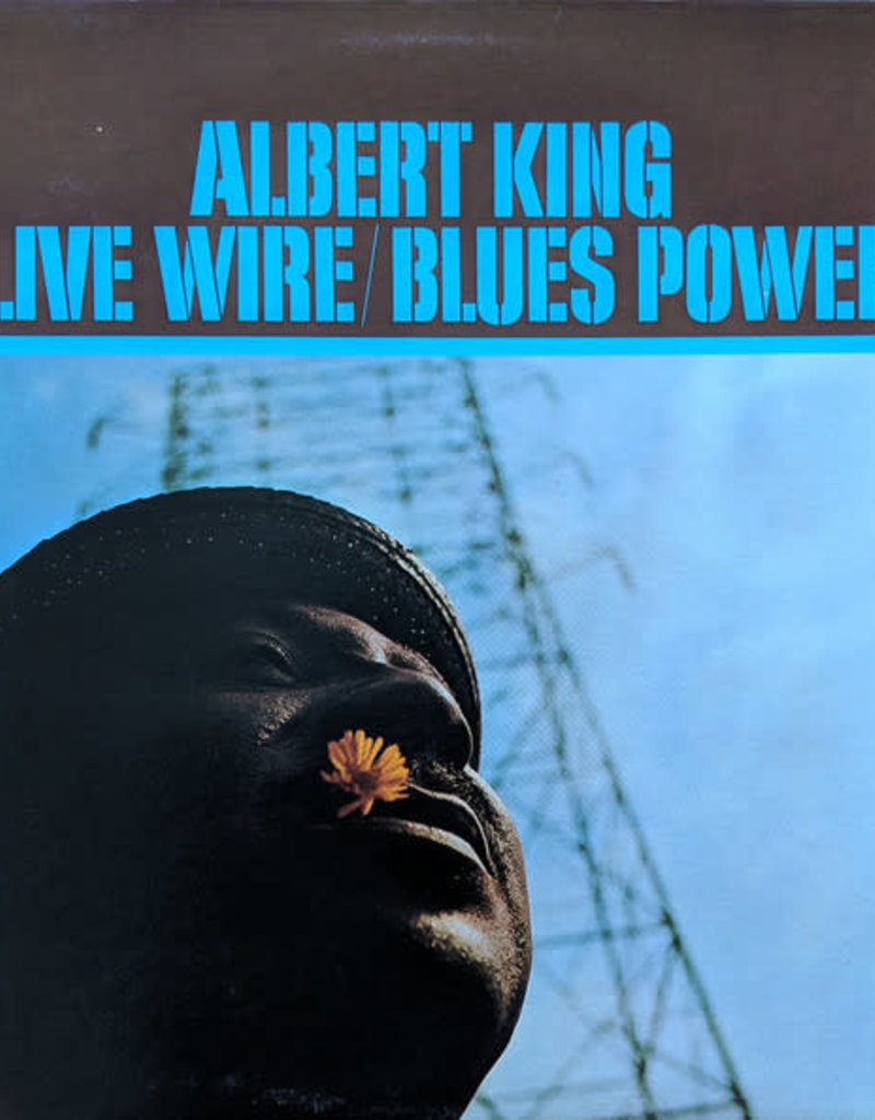 Used Vinyl Albert King- Live Wire/ Blues Power (2009 Reissue)