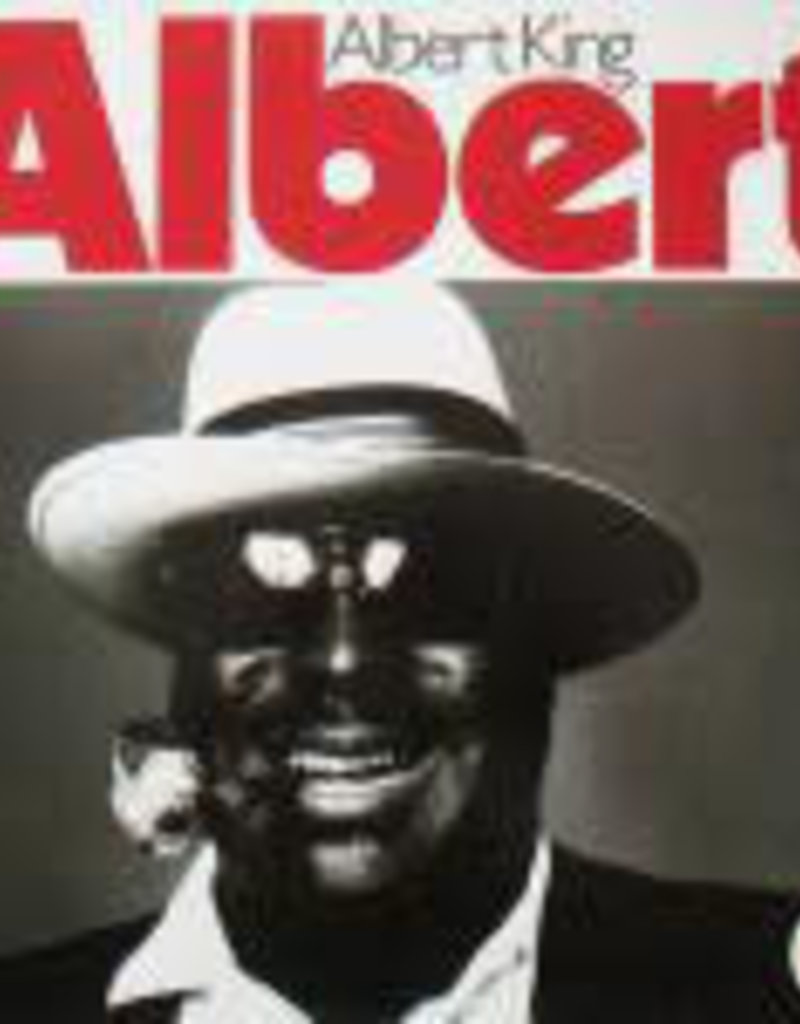 Used Vinyl Albert King- Albert (German)