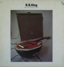 Used Vinyl B.B. King- Indianola Mississippi Seeds